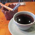 案山子 - +¥100で食後の珈琲