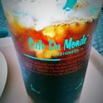 カフェデュモンド - アイスコーヒー(アップ)