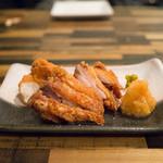 ナギ - 熊野地鶏の唐揚げ