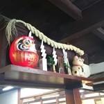 近江屋 - 神棚