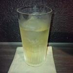 バーシス - グレンリベット・ソーダ
