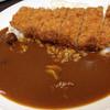 井泉 - 料理写真:ロースカツカレー、カツ旨し!