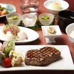 和食 おぎ - 佐賀コース¥12000(佐賀の食材と佐賀牛)