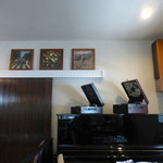 カントリーハウス - アナログレコードと蓄音機