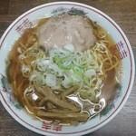 青森大勝軒 - 煮干しラーメン