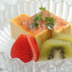 和処BAR輪 - ブランド野菜と丁寧な手仕事から生まれた「プリン」
