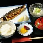 うらら - 焼き魚定食