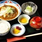 うらら - 牛肉豆腐すき煮定食