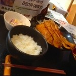 37929258 - 2015H27,05,  三元豚の味噌漬け焼き , 二代目 鉄心堂