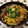 のりば食堂 - 料理写真:そば(中)