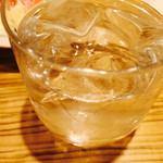 串バー 山三 - 米の焼酎ヤマセミ