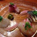 37936418 - 鮮魚のカルパッチョ
