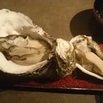 37937433 - 牡蠣食べ比べ