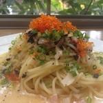 フレア - 料理写真:週替わりパスタセット   ¥980