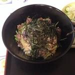 レストラン神谷 - 近江牛ステーキ丼