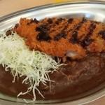 カレーのチャンピオン - 料理写真:カツカレー