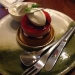 西洋菓子&カフェ シャンティーヒラノ - カシス