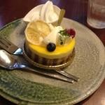 西洋菓子&カフェ シャンティーヒラノ - クレームシトロン