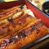 夫婦 - 料理写真:鰻重 2900円