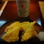 PAPA'S - だし巻き卵のハーフサイズ[450円+税]
