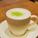 cafe Copana - 抹茶ラテ