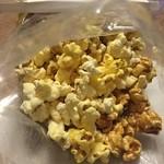 Doc Popcorn ららぽーと富士見店 - オープン限定チーズ&キャラメル