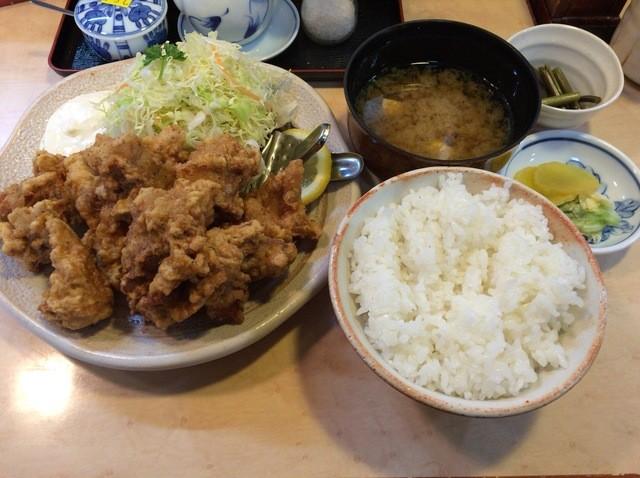 とんかつ かつ吉 山王店 - よくばり鶏の唐揚げタルタルソース付き 896円