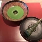 37955703 - 抹茶・冷&ちまき(2015/5)