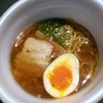 一力屋 - ラーメン300円