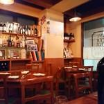 トラットリア フランコ - 店内