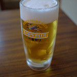 大阪のおでん - ドリンク写真:生ビール~☆