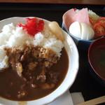 御岳 - 料理写真:到着した日の昼食
