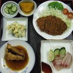 御岳 - 二日目夕食
