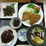 御岳 - 三日目夕食