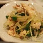 入ル - 韓定食(鶏肉とカイワレ大根のナムル)