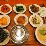 入ル - 韓定食 & ミニサムゲタン