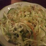酒処ふなき - サラダ