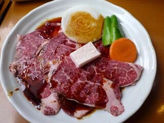 大衆肉料理 榎久 - <2010年4月>焼肉定食780円!