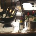 リモネ - ワインも豊富