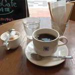 スワンカフェ - ブレンドコーヒー ¥324-