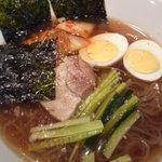 花ぐるま亭 - 冷麺