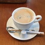 MATE - 食後にホットコーヒー 210円