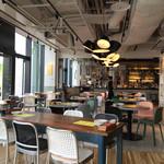 GOOD MORNING CAFE - 店内