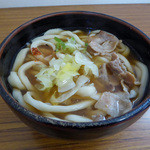 37989665 - 肉うどん(450円)_2015-05-02
