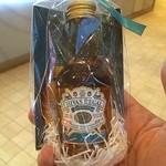 銀座グランドホテル - お土産にシーバスリーガル ミズナラのミニチュアボトル頂きました(^_^) とても香りの良いウイスキーです!