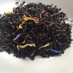 ルピシア - ウェディング缶の茶葉、花びら〜いい香り〜