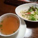 37990785 - サラダ・スープ