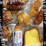 パリクロアッサン - 料理写真:お米パン美味しかった♡