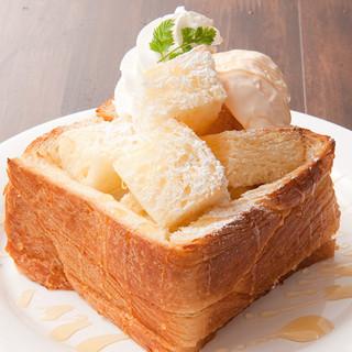 超人気高級デニッシュ食パン「MIYABI」