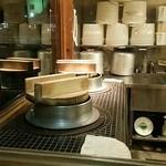 近江八幡友定食堂 - いつも精米したてで美味しいコシヒカリの白飯